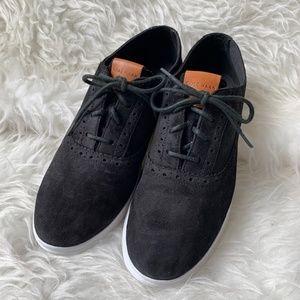 Cole Haan Ella Grand OS Suede Oxford Sneaker 8